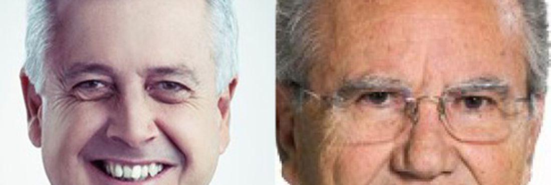 A eleição no DF terá segundo turno entre Rodrigo Rollemberg e Jofran Frejat (PR)