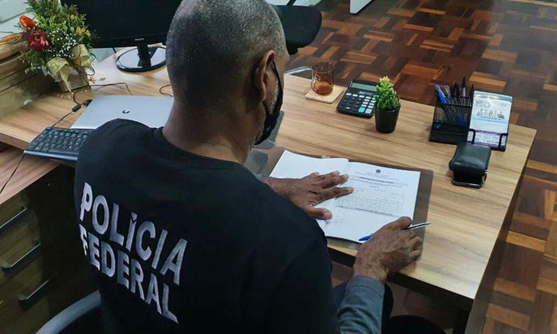 Polícia Federal cumpre mandados em investigação que apura venda de dados de clientes da Caixa Econômica FederalDe acordo com a investigação, dados foram repassados a uma financeira, em Porto Alegre/RS.