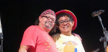 Zé Zuca e Rodney Mariano na Rádio Maluca