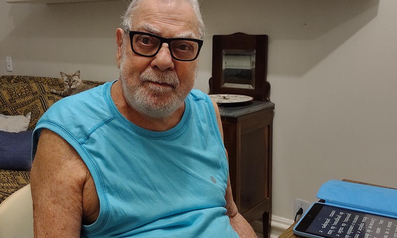 Isaac Bardavid já dublou mais de 45 mil filmes