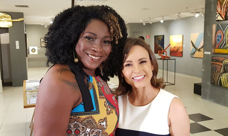 Programa Impressões conversa com a cantora Dhi Ribeiro
