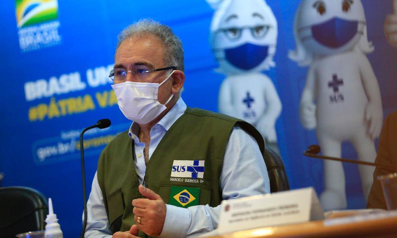 Ministério da Saúde divulga as novas orientações sobra a vacinação contra Covid-19 de gestantes e puérperas sem comorbidades.
