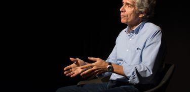 Maurício Stycer, crítico do UOL, no Mídia em Foco