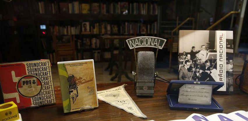 Museu da Rádio Nacional rememora a Era de Ouro do Rádio