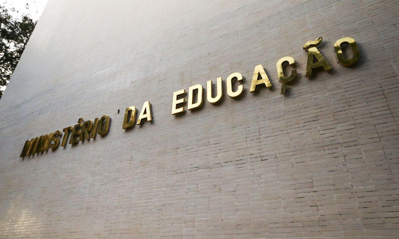 Sede do Ministério da Educação, em Brasília.
