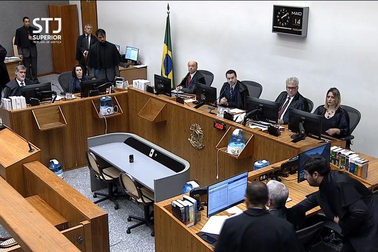 Sexta Turma do Superior Tribunal de Justiça (STJ) começa a julgar o habeas corpus protocolado pela defesa do ex-presidente Michel Temer.