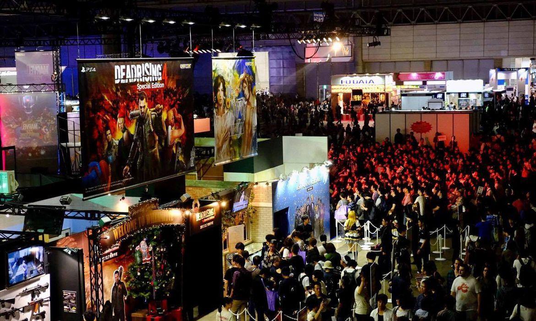 Tokyo Game Show, videogame, fliperama