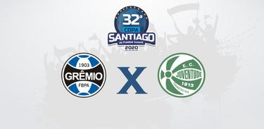 Semifinal: Juventude x Grêmio