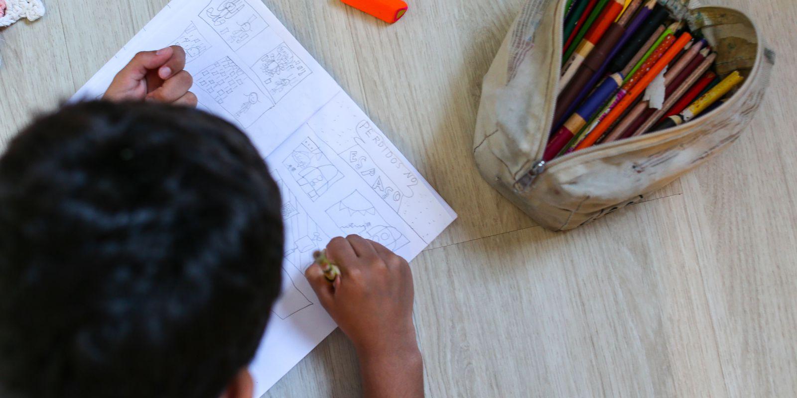 Dia internacional do Brincar celebra a importância das brincadeiras na infância.