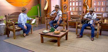 Luiz Rocha entrevista a dupla Valdir Viola & Demazinho no Brasil Caipira