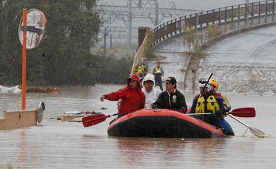 Tufão Hagibis REUTERS/Kim Kyung-Hoon