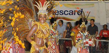 Desfile escolas de samba
