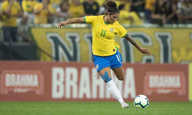 cristiane, seleção brasileira, futebol feminino