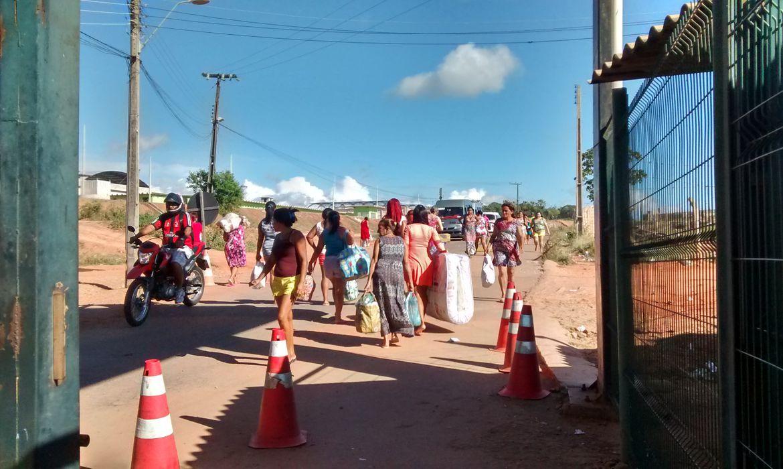Visita presídio Ceará