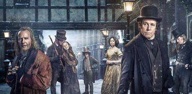 Contos de Charles Dickens é uma reinvenção ousada dos romances atemporais de Charles Dickens