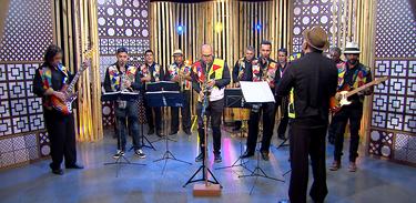 Orquestra Popular Marafreboi leva toda a sua diversidade de ritmos e sotaques ao palco do Antenize