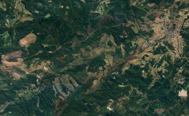 Mina Gongo Soco, no município de Barão de Cocais (MG).