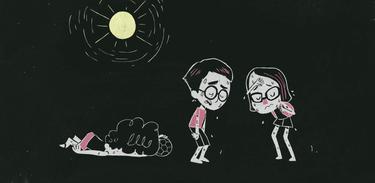 Neto explica a diferençaentre efeito estufa e aquecimento global