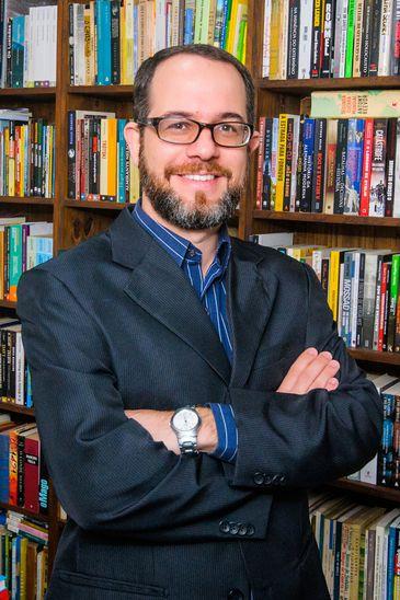 Historiador Rodrigo Trespach