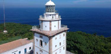 Farol da Ilha Rasa abre a nova série da TV Brasil, Faróis do Brasil