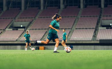 futebol feminino, treino, tóquio 2020, olimpíada
