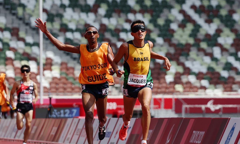 Yeltsin Jacques, 5000 m da classe T11, atletismo, tóquio 2020, paralimpíada