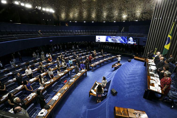 Senado homenageia o centenário de nascimento de Athos Bulcão