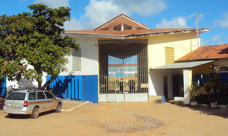 Penitenciária de Alcaçuz  Divulgação/Sejuc RN