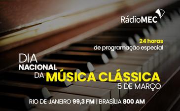 Dia da música clássica