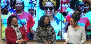 Feminismo Negro em debate no Nação