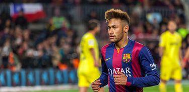 Neymar, jogador, Barcelona, jogo