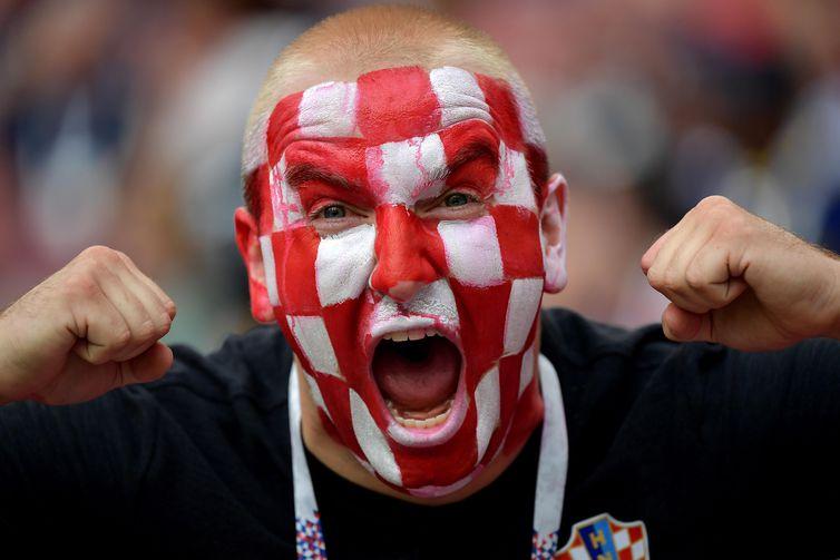 Croatas torcem por um título inédito da Copa do Mundo