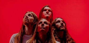 Elin Larsson lidera a banda sueca Blue Pills