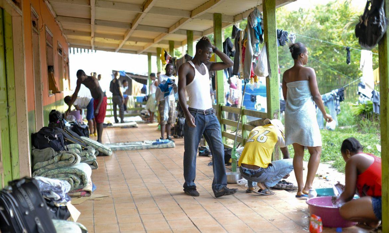 Como Es Vivir En Haiti brasil otorgará visa humanitaria a haitianos | agência brasil