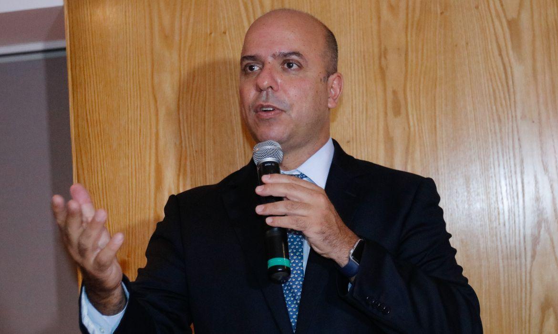 O secretário especial de Produtividade, Emprego e Competitividade do Ministério da Economia, Carlos Da Costa, fala sobre pareria de investimento do Prosperity Fund – fundo de cooperação do Governo Britânico