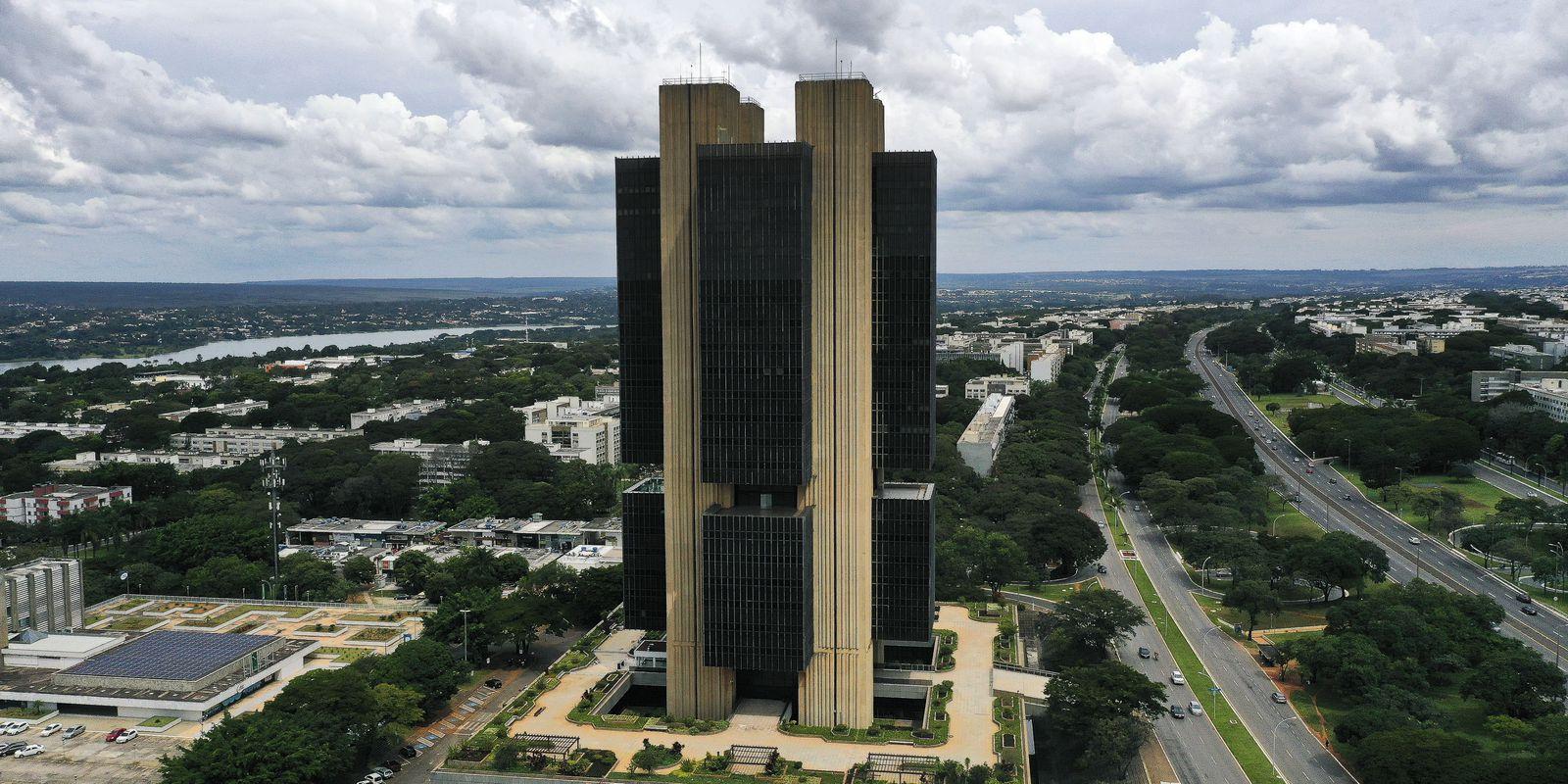Edifício-sede do Banco Central , Brasília, economia