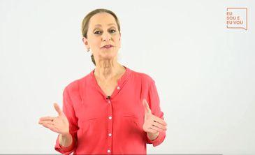 A bailarina Ana Botafogo alerta população para os tipos de câncer em campanha do INCA