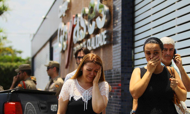 Ataque a tiros deixou dois mortos e quatro feridos em escola em Goiânia