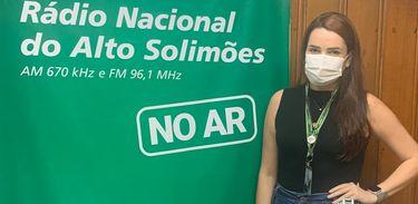Natalia Moraes de Oliveira - Gerente da Amazônia Energia
