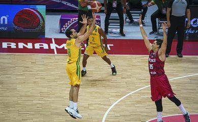 Brasil bate México e vai á final do Pré-Olímpico