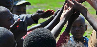 Voluntariado no Haiti