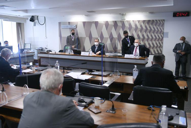 Comissão Parlamentar de Inquérito da Pandemia (CPIPANDEMIA) realiza oitiva do o ex-governador do Rio de Janeiro. Ele deve ser questionado sobre denúncias de corrupção na área da saúde do estado, inclusive com recursos federais destinados ao
