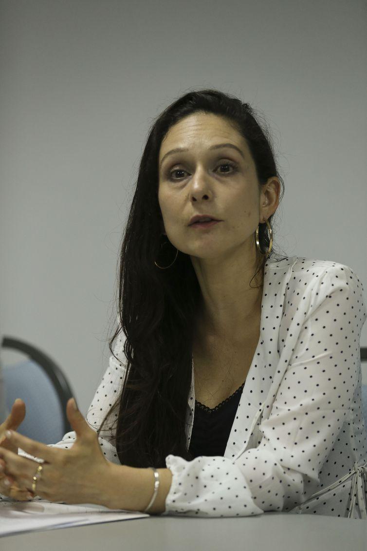 A relatora especial da ONU, Alice Cruz,fala sobre eliminação da discriminação contra pessoas afetadas pela hanseníase e seus familiares.