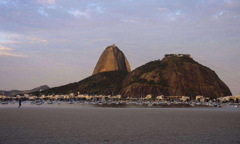 Praias de Botafogo e Flamengo