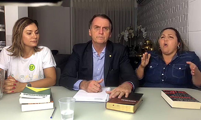 Jair Bolsonaro é eleito o 38° Presidente do Brasil