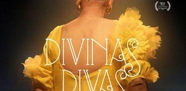 Cartaz do filme Divinas Divas