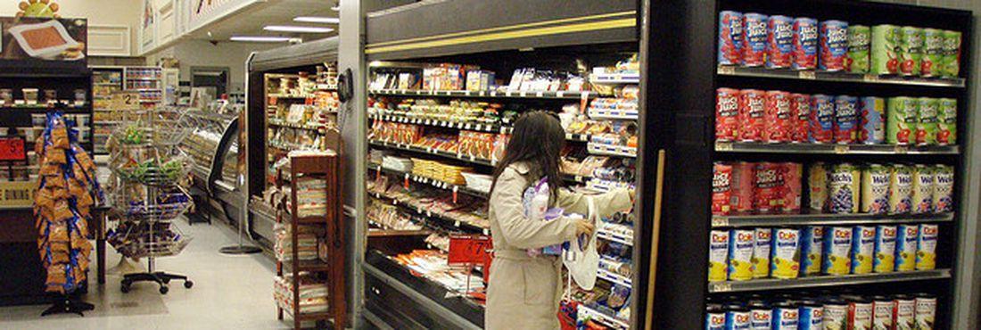 Alimentos sofrem alta mundial nos preços depois de dois meses de estabilidade.
