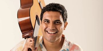 Nova cena musical: conheça o músico pernambucano Pabllo Moreno