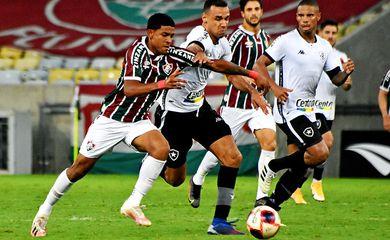 Campeonato Carioca: Fluminense x Botafogo