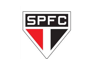 Escudo oficial do São Paulo Futebol Clube